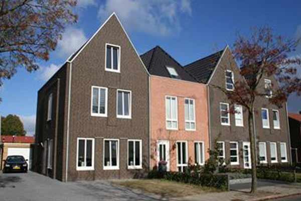 Nieuwbouw 33 woningen Leesonhof te Ederveen