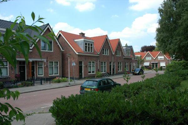 Groot Onderhoud 154 woningen Plein West-Indië te Enschede