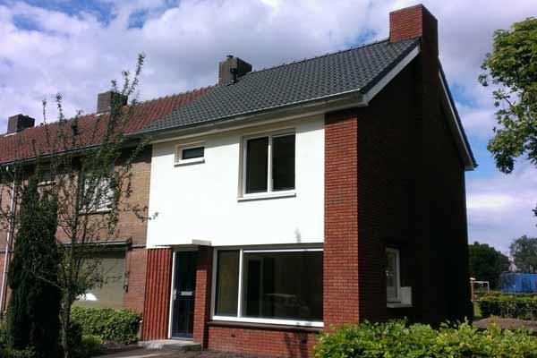 Groot Onderhoud 112 woningen De Nieuwe Vaart te Arnhem