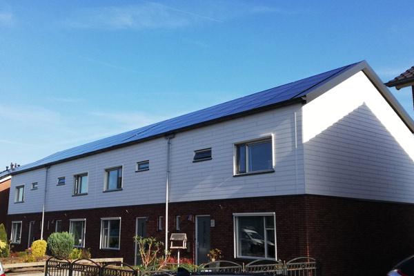 Marketingonderzoek BIPV Solar Systeem